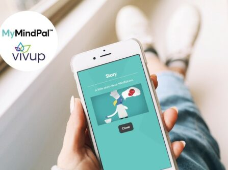 NEWS: Vivup and MyMindPal join forces to offer Vivup clients and their employees FREE ACCESS to MyMindPal Mental Fitness App.