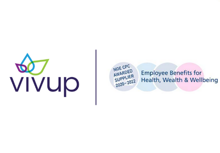 Vivup awarded supplier role within NHS North of England Framework.