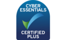 Cyber Essentials Certified Plus Logo.