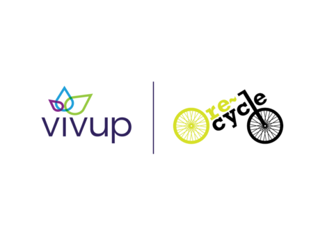 New partnership will give employees the option to donate used bikes to rural communities in Africa.
